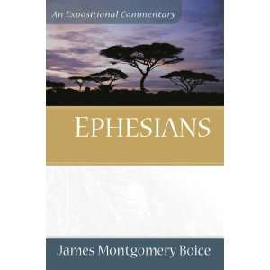 An Expositional Commentary [Paperback] James Montgomery Boice Books