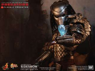 HOT TOYS COLLECTIBLES CLASSIC PREDATOR 14 INCH FIGURE BRAND NEW