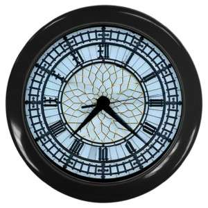 FEEL AND SEE LONDON BIG BEN CLOCK IN YOUR HOME WALL DECOR DESIGN WALL
