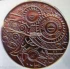OZ 999 PURE COPPER BULLION 2012 CHINESE PANDA DESIGN COIN FREE