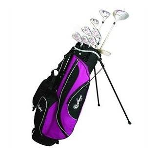 Confidence Lady Power Starter Golf Club Set & Stand Bag