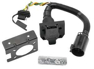 Chevy Tahoe, Suburban, New Body 7 Way Replacement Trailer Hitch Wiring