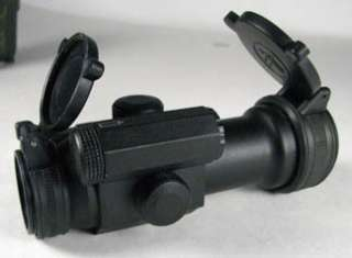 StrikeFire Red/Green 4 MOA Dot Killflash 2x Doubler Ex High 30mm Rings