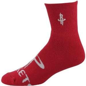 NBA Houston Rockets 2012 Big Logo Sock   Red