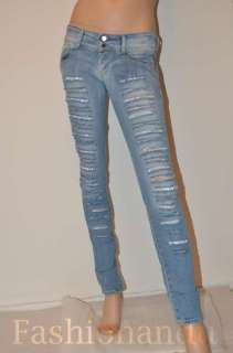 MET in Jeans Angel D526 5 pockets Pants Stretch Denim with rhinestones