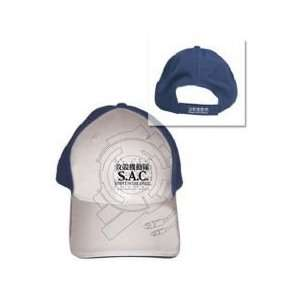 in the Shell Stand Alone Complex Baseball Cap GE2224 Toys & Games