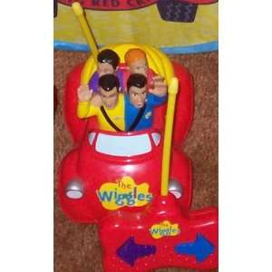 Wiggles Big Red Car Remote Control Car Musical Everything