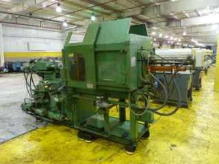 Van Dorn Plastic Injection Molding Machine 75 RS 5F, 75 Ton #37189