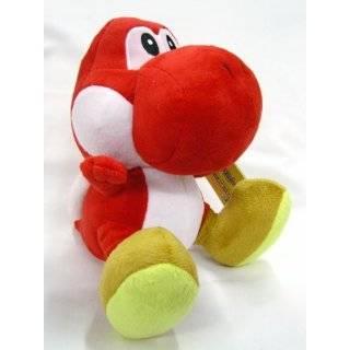 Super Mario Brothers  Yoshi Plush   10 (Blue) Toys