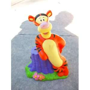Disney Tigger Money Bank Toy Toys & Games