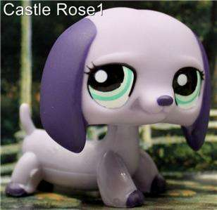 LITTLEST PET SHOP✿DACHSHUND PUPPY DOG #1367✿NEW•✿•