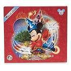 walt disney world four parks official 2011 music cd album soundtrack