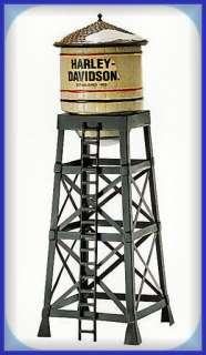 Harley Davidson Water Tower Dept 56 Snow Village D56 SV