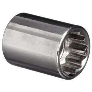 Martin BM1213 13mm Type II Opening 3/8 Square Drive Socket, 12 Points