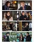 CASTLE SEASON 3 6x4 STILLS PHOTO SET 1 NATHAN FILLION STANA KATIC RICK
