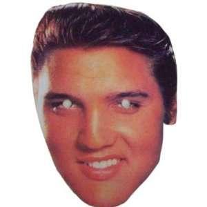 : The King Elvis Presley Celebrity Party Mask   Single: Toys & Games