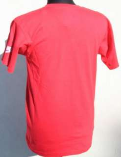 NIKE FRESH KICKS WITH AIR Mens Red T Shirt 2XL NWT