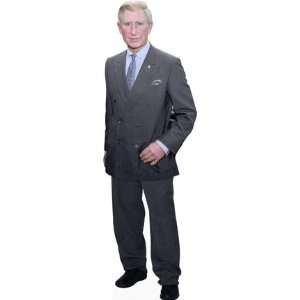 Prince Charles Wales Vinyl Wall Graphic Decal Sticker