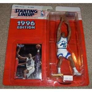1996 Karl Malone NBA Starting Lineup Toys & Games