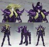 Bandai Saint Seiya Hades Myth Cloth Aries Shion Figure