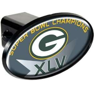 American Products Green Bay Packers Super Bowl XLV Champions Trailer