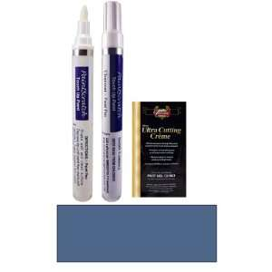 Medium Blue Paint Pen Kit for 1972 Volvo All Models (99) Automotive