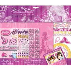 Scrapbooking Theme Pack Shopping Fever Toys & Games