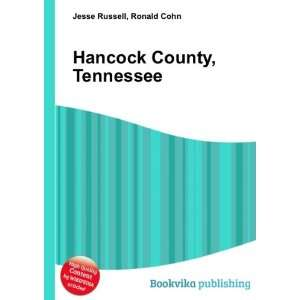 Hancock County, Tennessee Ronald Cohn Jesse Russell