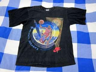 Vintage Nike Michael Air Jordan T shirt tee S