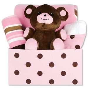 Maya Fabric Covered Gift Box Set Baby