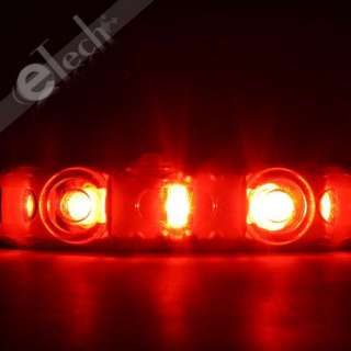 New Cool AKSLEN 3 Super Bright Led Bicycle Bike Rear Tail Light Lamp