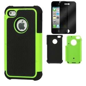 Rugged Heavy Duty Defender Cover Case for iPhone 4G 4S Cover