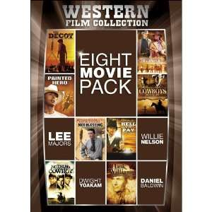8 Film Western Collection V.1 Lee Majors, james Drury