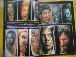TATTOO CHINA VOL.14 Tattoo Flash Chinese Magazine Sketch book 11