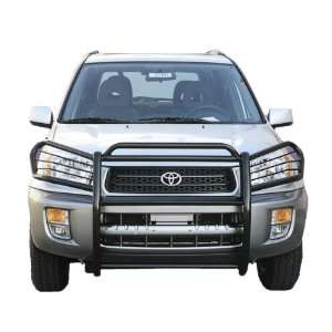 Lr3 One Piece Grill/Brush Guard Black Grille Guards & Bull Bars