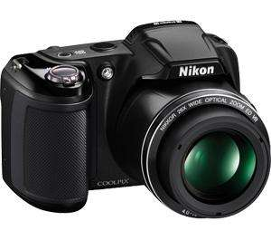 Nikon Coolpix L810 Digital Camera Kit 16.1 MP Black NEW USA