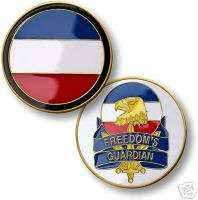 ARMY FORCES COMMAND FORSCOM CHALLENGE COIN