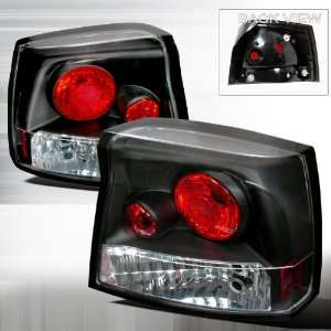 02 06 dodge ram tail lights black housing smoke lens tail. Black Bedroom Furniture Sets. Home Design Ideas