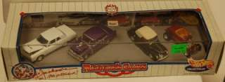 Hot Wheels Hot Rod Series 2 Reggie Jacksons 4 Car Set