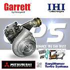 Lister Gen. Set 452195 5001S New Garrett Turbo Charger