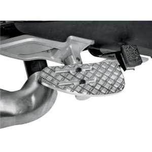 Perf Products Drivers Floorboard Kit   Black Powder Coat LP 08174B