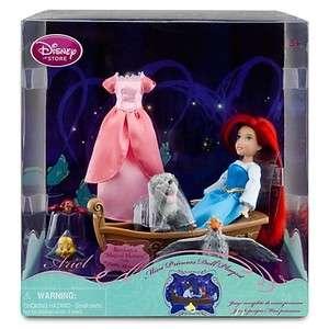 New in Box  Little Mermaid Ariel Mini Princess Doll