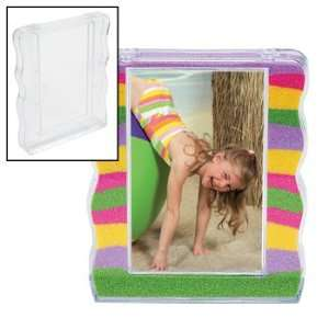 Fillable Sand Frames   Craft Kits & Projects & Sand Art Toys & Games