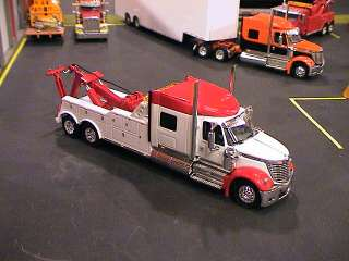 THIS IS A IS A CUSTOM BUILT TRUCK WITH A WRECKER BODY FOR THOSE HEAVY