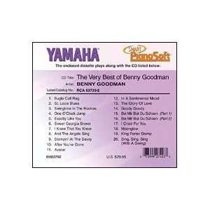 The Very Best Of Benny Goodman   Smart Pianosoft Musical