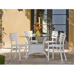 Avant Bistro Recycled Plastic Patio Dining Set Patio, Lawn & Garden