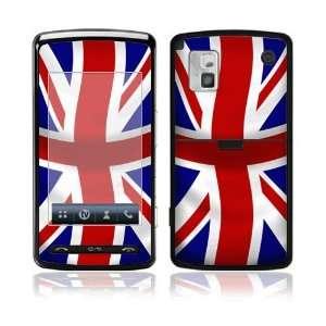 UK Flag Decorative Skin Cover Decal Sticker for LG VU CU915 CU920 Cell