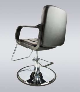 Black Modern Fashion Classic Hydraulic Barber Chair Hair Styling Salon