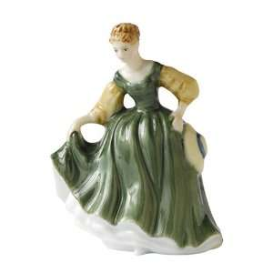 Royal Doulton Fair Lady Miniature Ladies