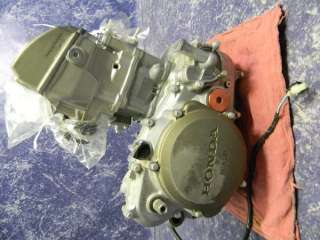 CRF 250 R ENGINE MOTOR KART OEM DIRT BIKE HONDA 2004 09 DIRTBIKE PARTS